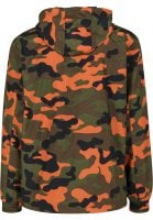 Camo pull over vindjacka 65