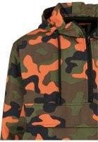 Camo pull over vindjacka 67