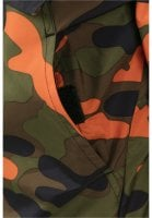 Camo pull over vindjacka 70