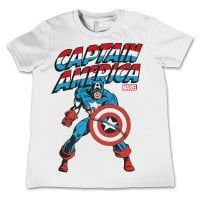 Captain America T-shirt barn 2