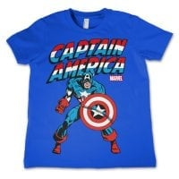 Captain America T-shirt barn 4