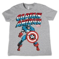 Captain America T-shirt barn 5