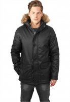 Coated Cotton Parka jacka