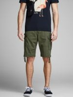 Comfort fit cargo shorts herr 3