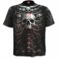 Death Ribs t-shirt fram