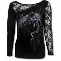Dragons Cry longsleeve top