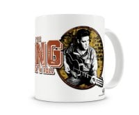 Elvis Presley - King Of Rock 'n Roll Kaffemugg