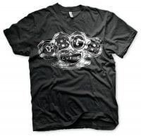 CBGB Knuckle Washed Logo T-Shirt