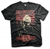 Billy Idol - Flesh For Fantasy Tour 1984 T-Shirt