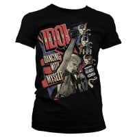 Billy Idol - Dancing withmyself Tour 1982 Girly Tee