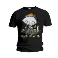 Family Guy t-shirt: Stewie Trust