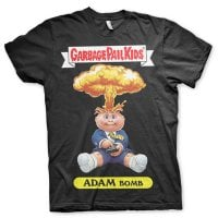 Garbage Pail Kids T-Shirt Adam Bomb 1