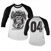 Gas Monkey Garage 04 Baseball Long Sleeve