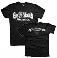 Gas Monkey Garage bar knuckles T-Shirt 1