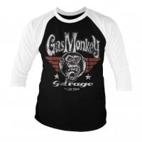 Gas Monkey Garage Baseball Longsleeve - Flying High