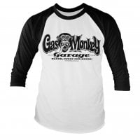 Gas Monkey Garage baseball tee