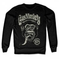 Gas Monkey Garage Big Brand Logo - Sweatshirt