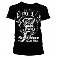 Gas Monkey Garage - Dallas, Texas Girly Tee