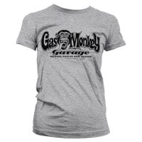 Gas Monkey Garage logo tjej T-shirt 1