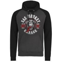 Gas Monkey Garage Round Seal hoodie 2