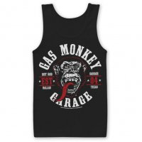 Gas Monkey Garage Round Seal linne