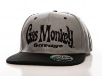 Gas MOnkey Garage snapback keps 2