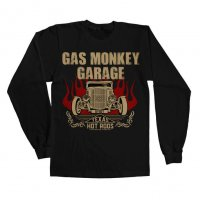 GMG - Speeding Monkey longsleeve