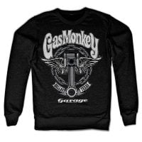 Gas Monkey Garage Sweatshirt - Big Piston