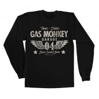 Gas Monkey Garage 04-WINGS longsleeve
