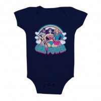 Girlpower body navy
