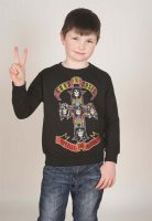 Guns n Roses sweatshirt barn: Appetite For Destruction modell
