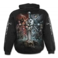 Hoody black sword