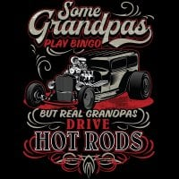 Hot Rod Granpa