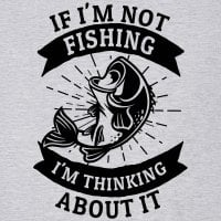 If I'm not fishing