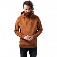 Imitation Suede Hoody 2