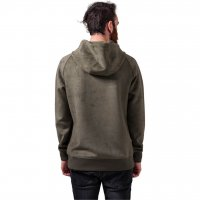 Imitation Suede Hoody 5