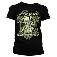 In Poison We Trust Tjej T-shirt