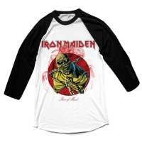 Iron Maiden longsleeve herr: Piece Of Mind tröjbild