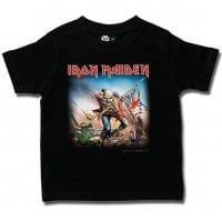 Iron Maiden barn T-shirt Trooper