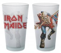 Iron Maiden Trooper ölglas 1