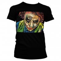 Joker - Dipped tjej t-shirt