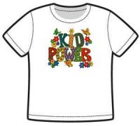 Kid power t-shirt