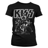 KISS - Hottest Show On Earth tjej t-shirt 1