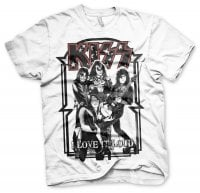 KISS - I Love It Loud t-shirt 1