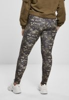 Ladies Camo Tech Mesh Leggings 60