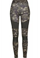 Ladies Camo Tech Mesh Leggings 62