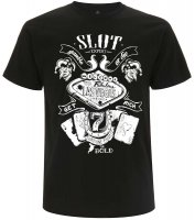Gamble or die t-shirt dirty hank