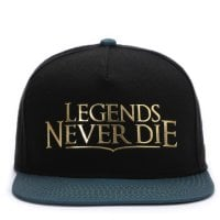Legends Never Die keps 1