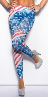 Leggings USA print