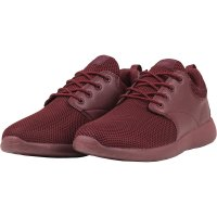 Light Runner Sko Burgundy Fram